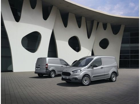 Ford Transit Courier (Stadscombi)