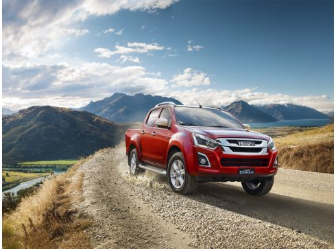 Isuzu D-max (Pick-up)