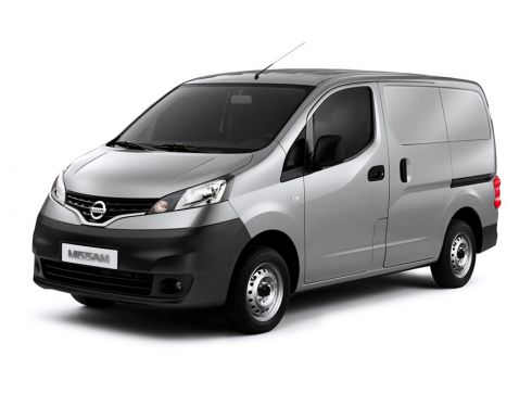 Nissan NV200 38kWh visia 80kW aut