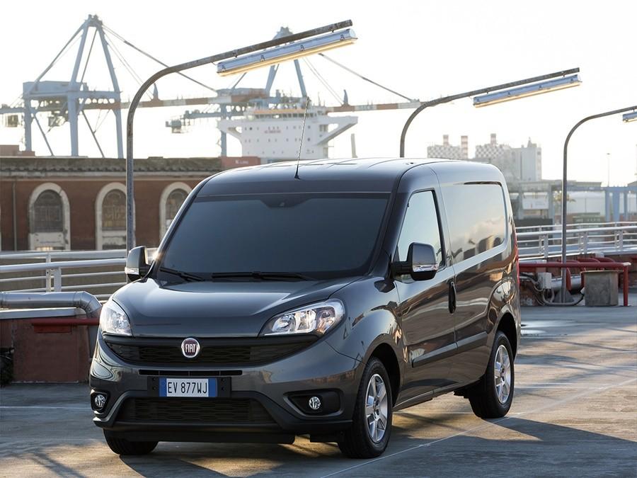 Inteligentny Fiat Doblo Cargo (Stadscombi) financial lease vanaf € 126 VM51