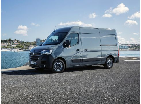 Renault Master Z.E. 33 kWh FWD L1H1