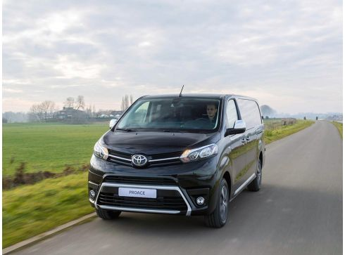 Toyota ProAce 75kWh Worker Extra Range Navigator 2020-edition