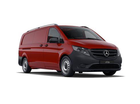 Mercedes Vito 2020 35kWh eVito L3 Extra Lang + ROKERSPAKKET