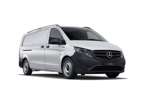 Mercedes Vito 2020 35kWh eVito L2 Lang