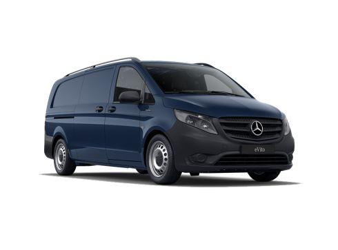 Mercedes Vito 2020 35kWh eVito L3 Extra Lang