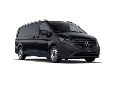 Mercedes Vito 2020 35kWh eVito L2 Lang + AUDIO 40 + SCHUIFDEUR LINKS