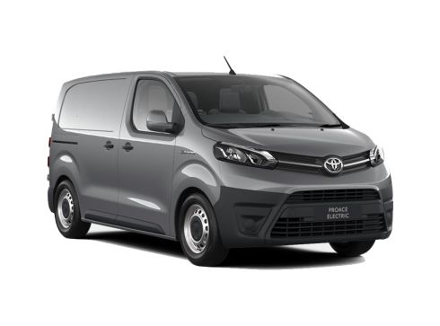 Toyota ProAce 50kWh Compact Standard Range Live INCL APPLE CARPLAY/ANDROID AUTO