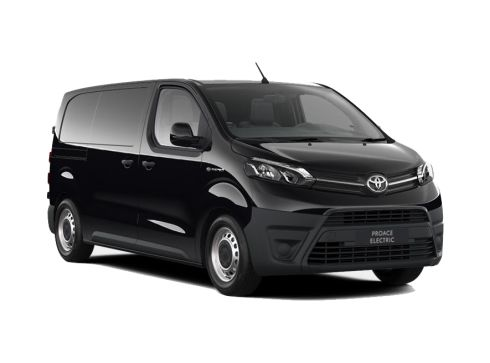 Toyota ProAce 75kWh Worker Extra Range Live 1000kg