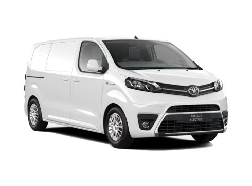 Toyota ProAce 75kWh Worker Extra Range Prof 1000kg