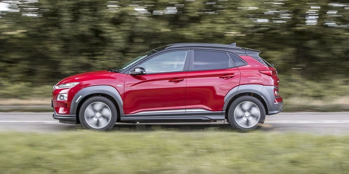 Hyundai Kona Electric met 8% bijtelling in 2020