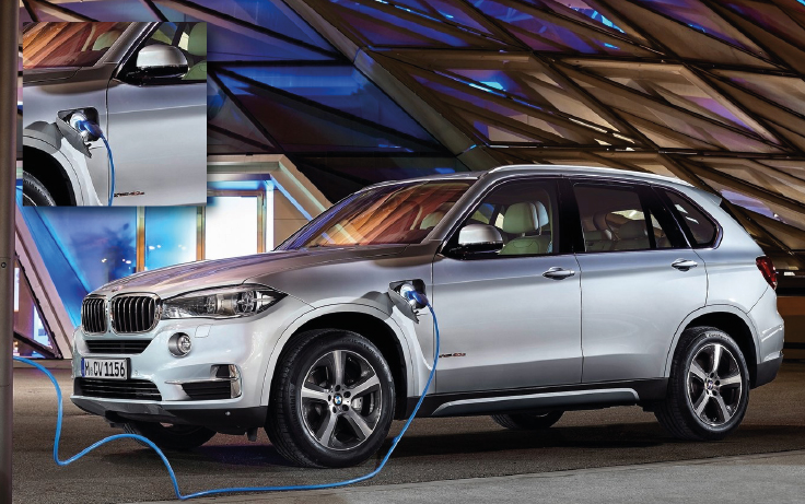 BMW X5 Plug-in Hybrid lease auto
