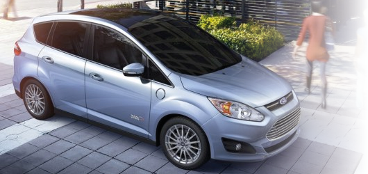 Ford C-Max Plug-in Hybride leasen