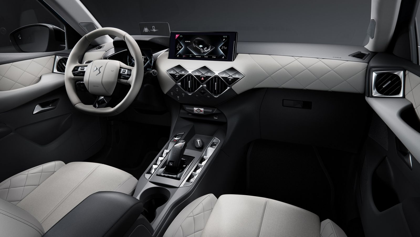 DS3 Crossback interieur