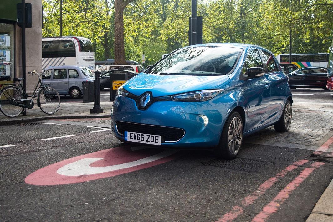 Elektrische Auto Verkoop Enorm Gegroeid In Eerste Kwartaal 2018