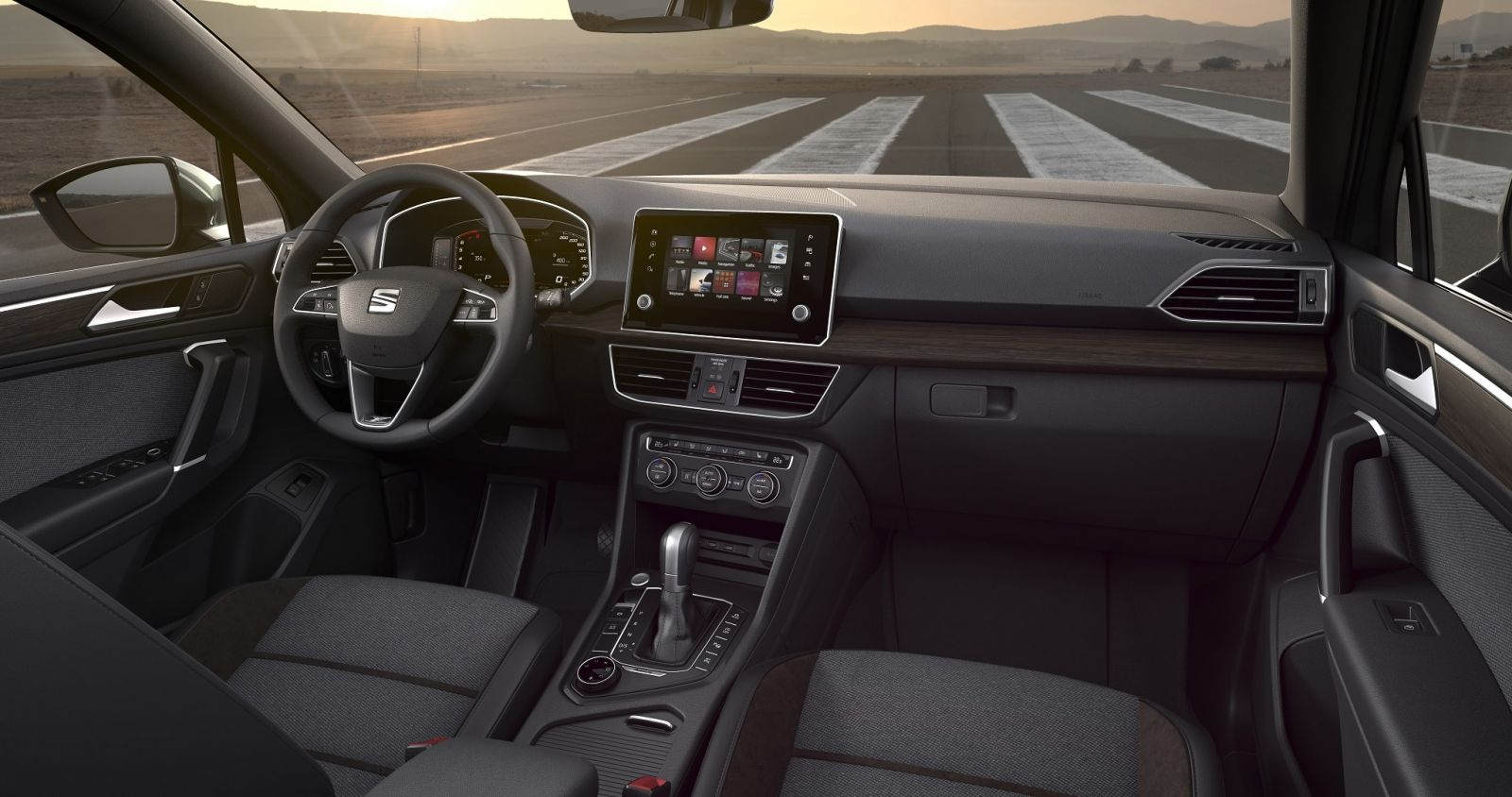 Seat Tarraco interieur