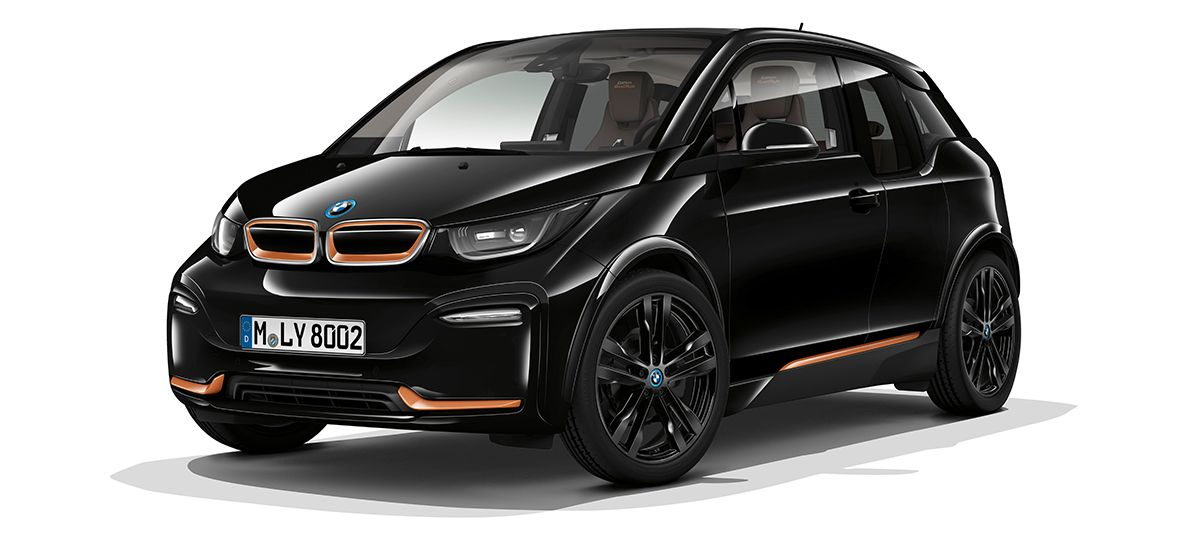 BMW i3s RoadStyle Edition