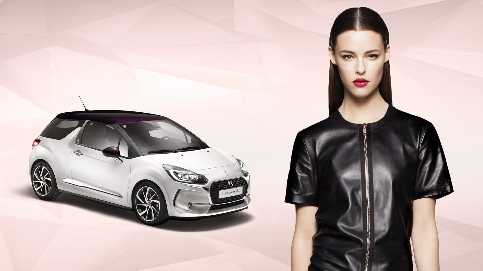Citroën DS3 Givenchy Le MakeUp