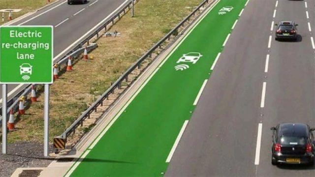 Elektrische Auto Draadloos Opladen Mogelijk Met Nieuw Beton Activlease
