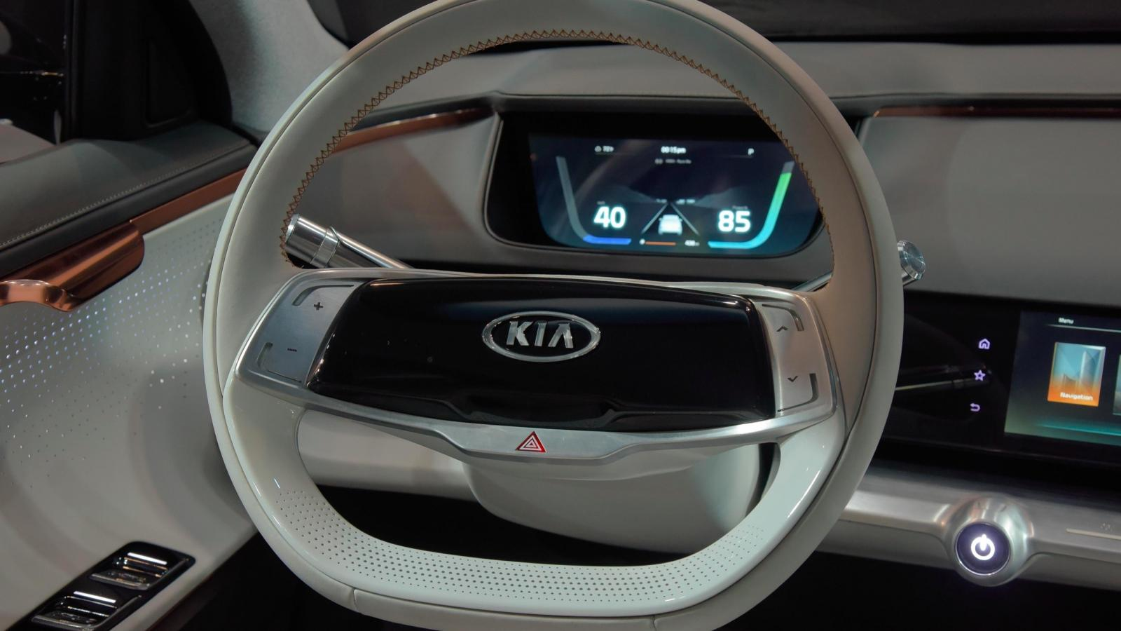 Kia Niro Electric Concept