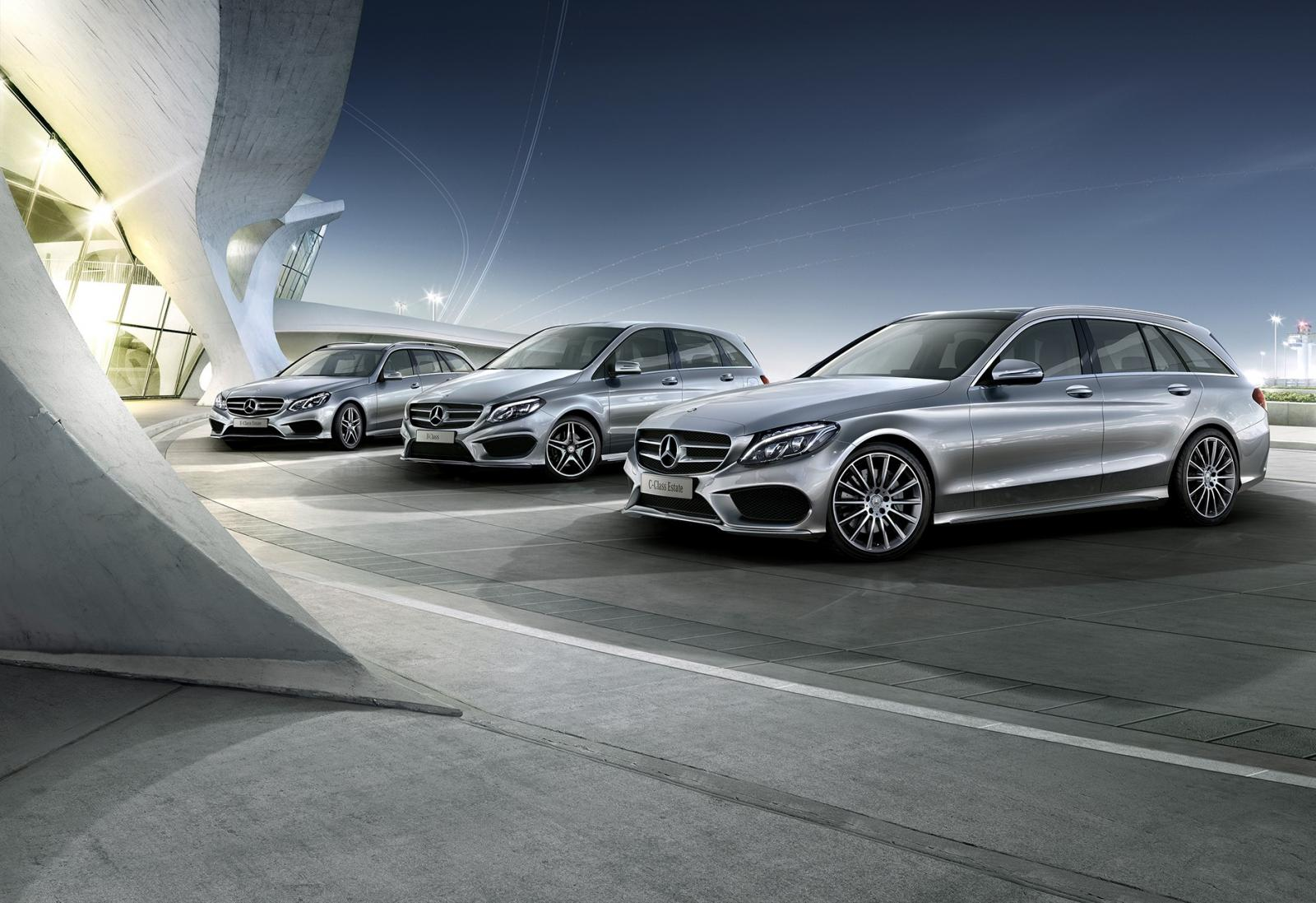 Mercedes-Benz Business Solutions