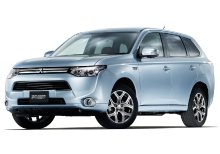 Mitsubishi Outlander PHEV financial lease
