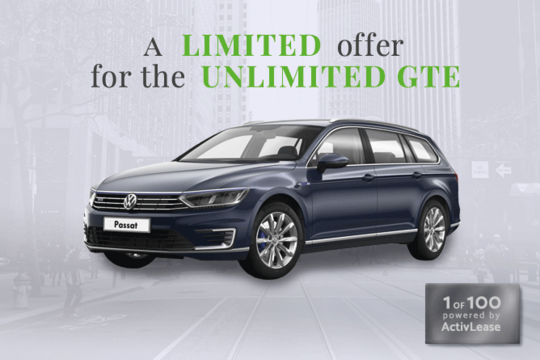 Volkswagen Passat Variant GTE Connected Series