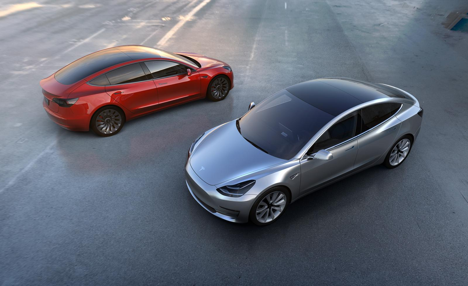 Tesla Model 3 leasen bij ActivLease