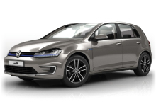 Volkswagen Golf GTE financial lease