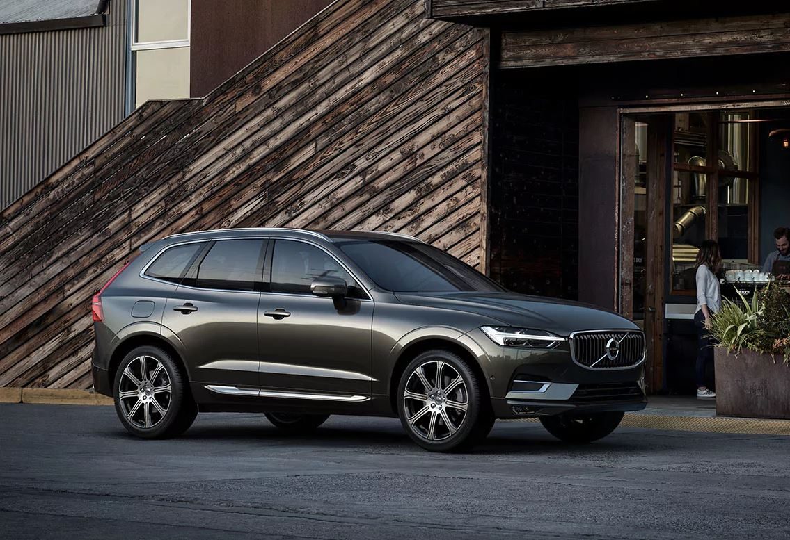 Volvo XC60 World Car of the Year