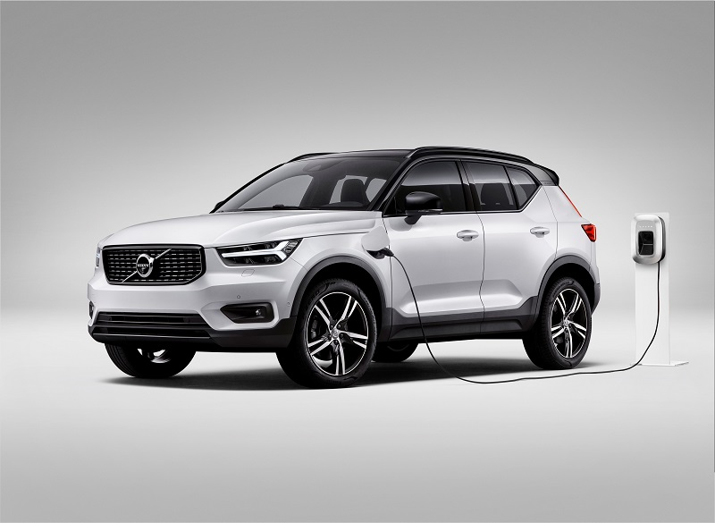 Volvo XC40 Twin Engine PHEV
