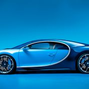 Bugatti Chiron new design financial lease