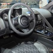 ActivLease Jaguar F-Type SVR interieur