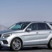 Mercedes-Benz GLE 500e Plug-in Hybride