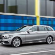 Mercedes C350e populair in financial lease