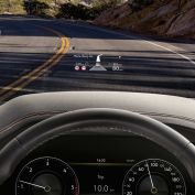 Volkswagen Touareg Head-up Display