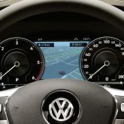 Volkswagen Touareg Active Info Display