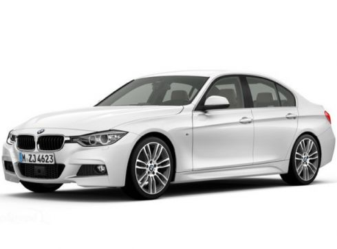 BMW 3-serie 320d Business Luxury