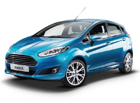 Ford Fiësta Style