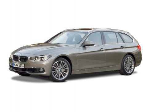 BMW 3-serie 320d Touring corporate lease executive