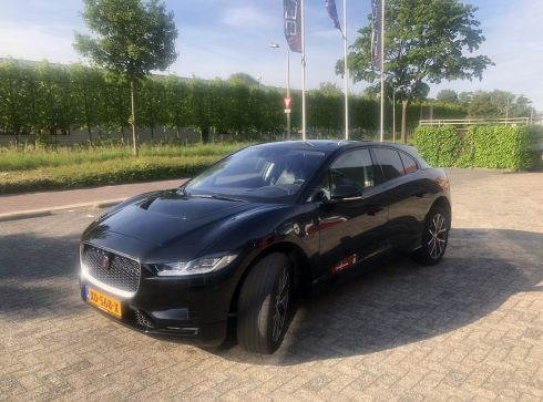 Jaguar I-Pace First Edition AWD 5d