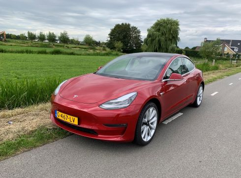 Tesla Model 3 75kWh Long Range AWD