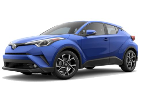 Toyota C-HR 1.8 Full Hybrid Active automaat