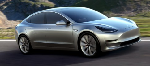 Daar is ie dan, de Tesla Model 3! Nu al te reserveren via ActivLease