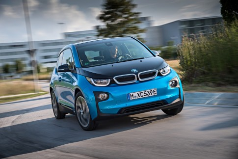 De BMW i3 is onweerstaanbaar als Performance Lease Edition
