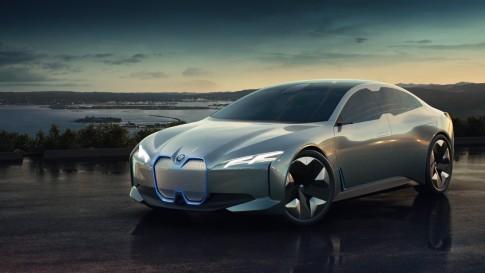 De Elektrische Bmw I4 Kan U Leasen Vanaf 2020 Een Rivaal Voor De