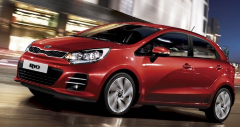 In de lease bij ActivLease: De Kia Rio