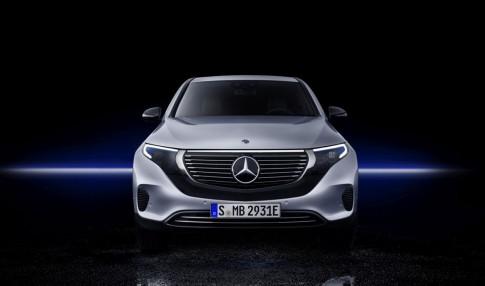 Mercedes Benz Eqc Nieuwe Elektrische Suv Vanaf 2019 Bij Activlease