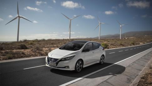 Nissan Leaf Is De Bestverkochte Elektrische Leaseauto In Europa