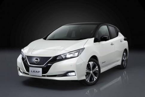 Zo Ziet De Nissan Leaf 40 Kwh Accu Eruit Activlease