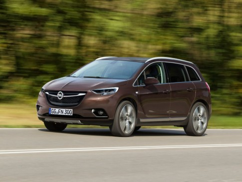 Opel Crossland X leasen in 2017